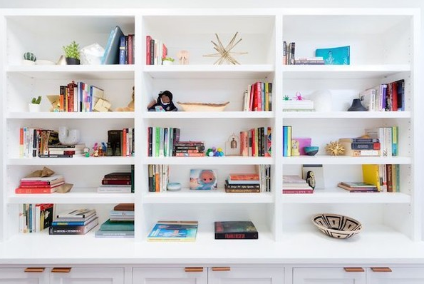 Organization Of Your Bookshelves
