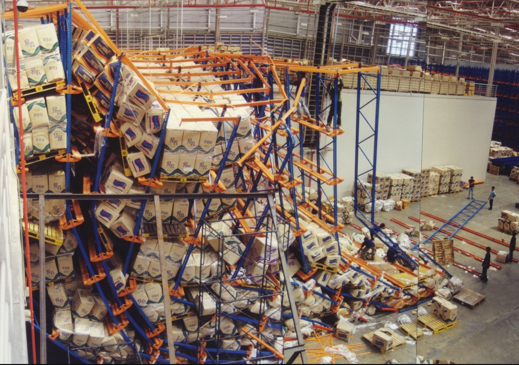 Warehouse Racking Accident